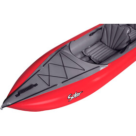 GUMOTEX Solar 3 Sedacky Kayak red/grey